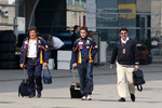 Fernando Alonso, Renault F1 Team, Luis Garcia Abad, Manager of Fernando Alonso
