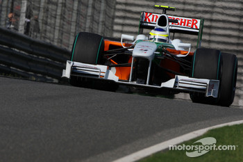 GiancarloFisichella, Force India F1 Team