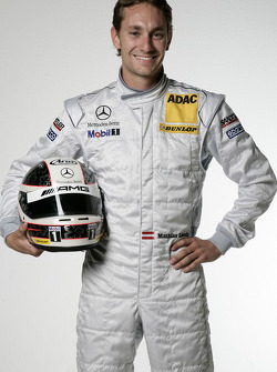 Mathias Lauda, AMG Mercedes