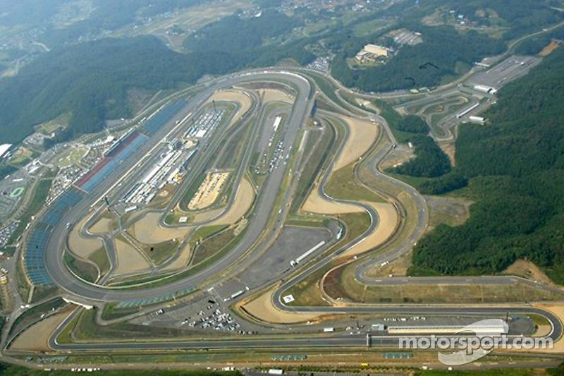 Aerial view of Twin Ring Motegi | MOTOGP photos | Main gallery | Motorsport.com