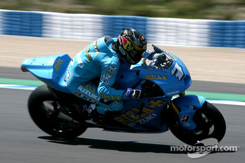 Chris Vermeulen, Rizla Suzuki MotoGP