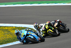 Loris Capirossi, Rizla Suzuki MotoGP, Colin Edwards, Monster Yamaha Tech 3