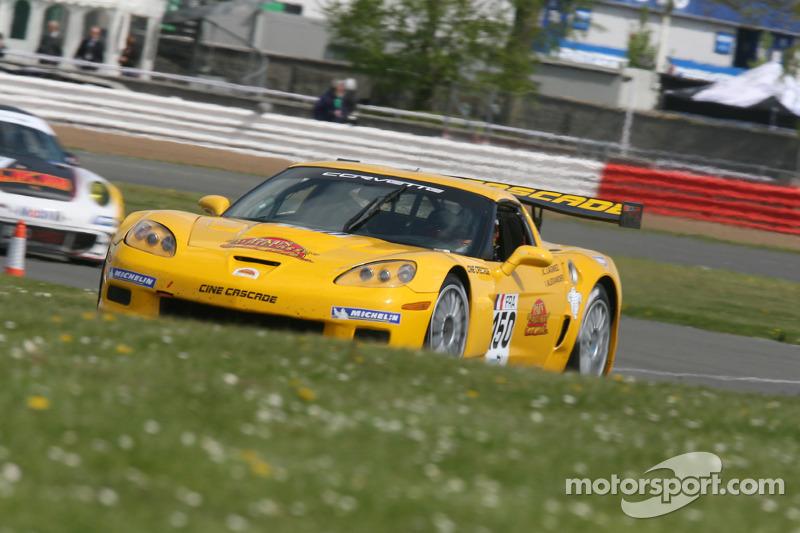 #150 Jean-Claude Lagniez Corvette Z06 GT3: Jean-Claude Lagniez, Iradj Alexander