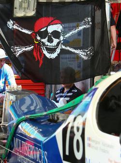 #78 class 1 Bourgeot Racing Team: Alexandre Bourgeot, Norbert Josse, Jean-Pierre Smis, Frédéric Héroult