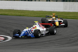 #9 Carlin Motorsport: Oliver Turvey, #10 Carlin Motorsport: Jaime Alguersuari