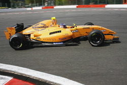 #3 Ultimate Motorsport: Greg Mansell