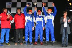2ième #8 class 3 Team Vauban Humanis: Christophe Boyard, Xavier Savin, Christophe Poulain
