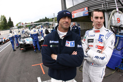 David Brabham and Simon Pagenaud