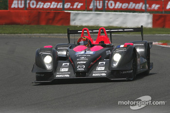 #35 Oak Racing Pescarolo - Mazda: Matthieu Lahaye, Karim Ajlani