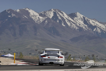 #47 Orbit Racing Porsche 911 GT3 Cup: John Baker, Guy Cosmo