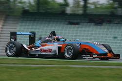 Robert Wickens, Kolles & Heinz Union, Dallara F308 Volkswagen