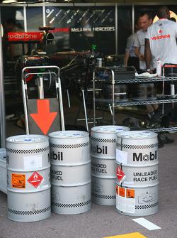 Mobil fuel