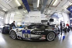 #14 Gazoo Racing Lexus LF-A
