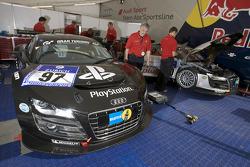 #97 Team Abt Sportsline Audi R8 LMS