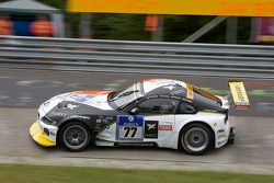 #77 Motorsport Arena Oschersleben BMW Z4-M Coupe: Claudia Hürtgen, Augusto Farfus, Stian Sorlie, Dirk Müller