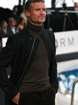 David Coulthard, Red Bull Racing, Consultant at the Fashion show