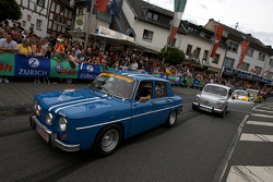 Vintage Renault R8 Alpine