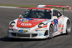 #3 Frikadelli Racing Team Porsche 997: Sabine Schmitz, Klaus Abbelen, Edgar Althoff, Kenneth Heyer