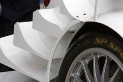 Audi Sport Team Phoenix Audi A4 DTM bodywork detail