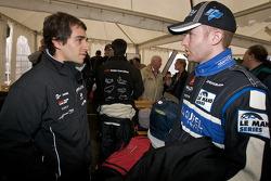 Nicolas Prost and Olivier Pla