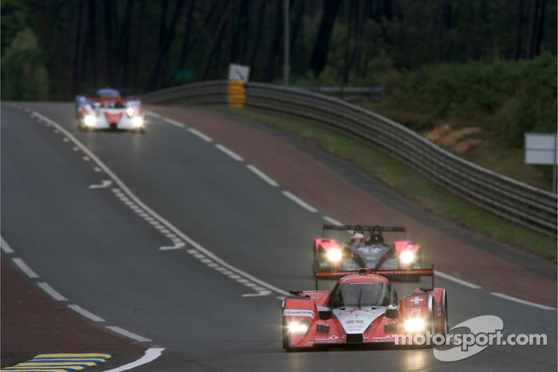 #13 Speedy Racing Team Sebah Lola Aston Martin: Andrea Belicchi, Nicolas Prost, Neel Jani