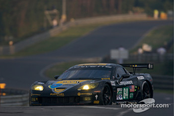 #64 Corvette Racing Corvette C6.R: Olivier Beretta, Oliver Gavin, Marcel Fssler