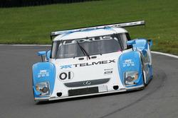 #01 Chip Ganassi Racing with Felix Sabates Lexus Riley: Scott Pruett, Memo Rojas