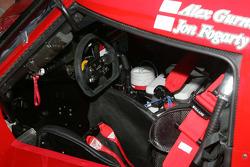 Detail of the #99 GAINSCO/Bob Stallings Racing Pontiac/Riley