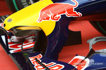 Red Bull Racing nose