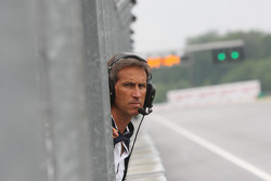 Roberto Ravaglia, Team Manager, BMW Team Italy-Spain