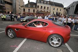 Bell & Ross Supercars: Alfa Romeo