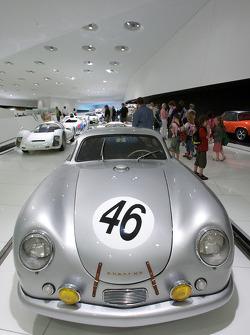 1950 Porsche 356 SL Coupe_