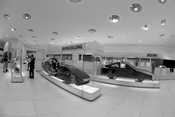 Porsche design display