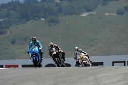 Chris Vermeulen, Rizla Suzuki MotoGP, Marco Melandri, Hayate Racing Team, Randy De Puniet, LCR Honda MotoGP