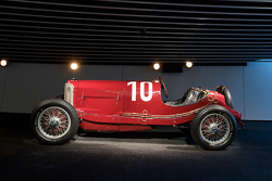 Silver arrows: 1924 Mercedes 2-liter Targa Florio racing car