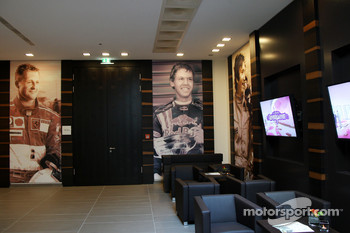 Inside the Lindner hotel, New development and facilities around the Nurburgring