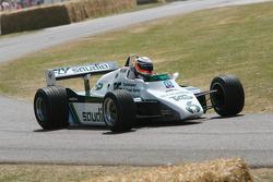 Nico Hulkenberg, Williams Cosworth FW08 1982