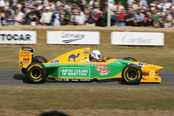 Stephen Ottavianelli, Benetton Ford B193 1993