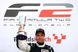 Race 1 winner Philipp Eng