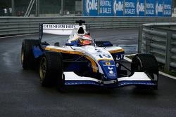 #19 Tottenham Hotspur Alan Docking Racing: Craig Dolby