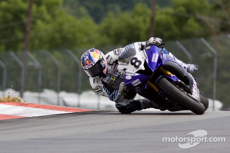 The 1 Erion Racing Honda Cbr600rr Of Jake Zemke At Mid Ohio