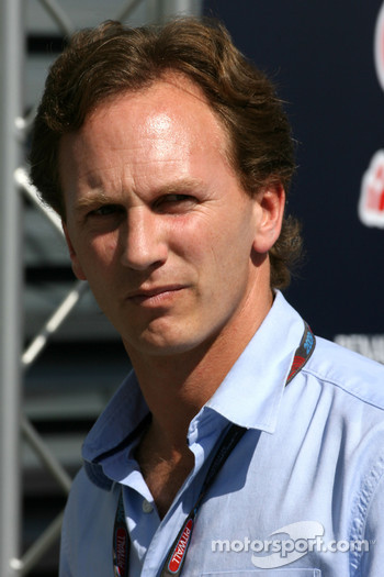 Christian Horner, Red Bull Racing, Sporting Director
