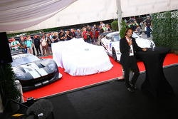 Lamborghini Murcielago RSV 2010 launch: Stéphane Ratel Chairman of SRO