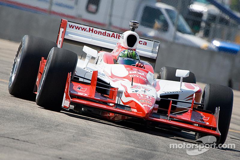 Paul Tracy, KV Racing