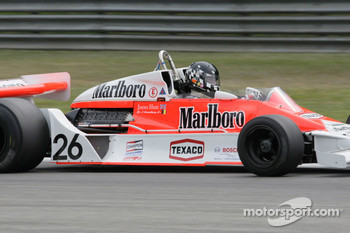 Christophe D'Ansembourg, McLaren M26-4