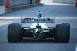 Richard Eyre, Williams FW8