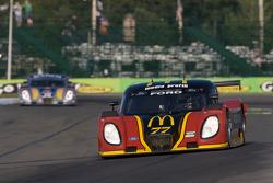 #77 Doran Racing Ford Dallara: Hennie Groenewald, Dion von Moltke
