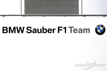 BMW Sauber Team Logo