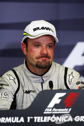 Press conference: Rubens Barrichello, BrawnGP