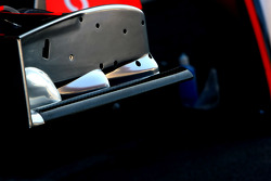 McLaren Mercedes, Front wing endplate